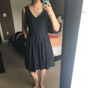 Vineyard Vines Dresses - Vineyard Vines Chambray Dress